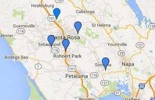 Visit our Sonoma Rentals website